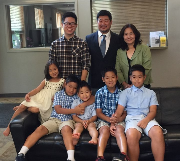 Meet Pastor Sung, Part I – People of Living Water